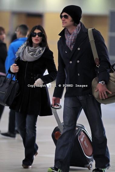 Джаред Падалеки и его жена